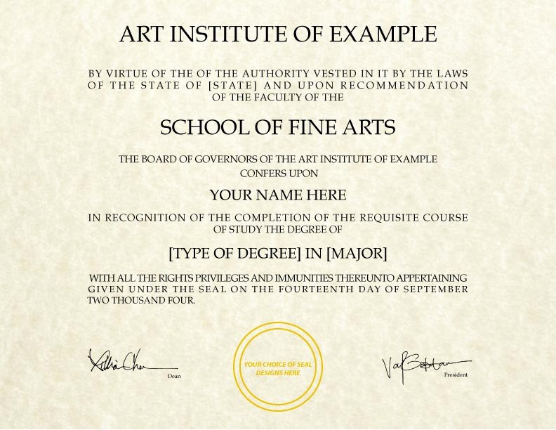 Fake Degree Certificate Template Luxury Fake College Diplomas & Certificates