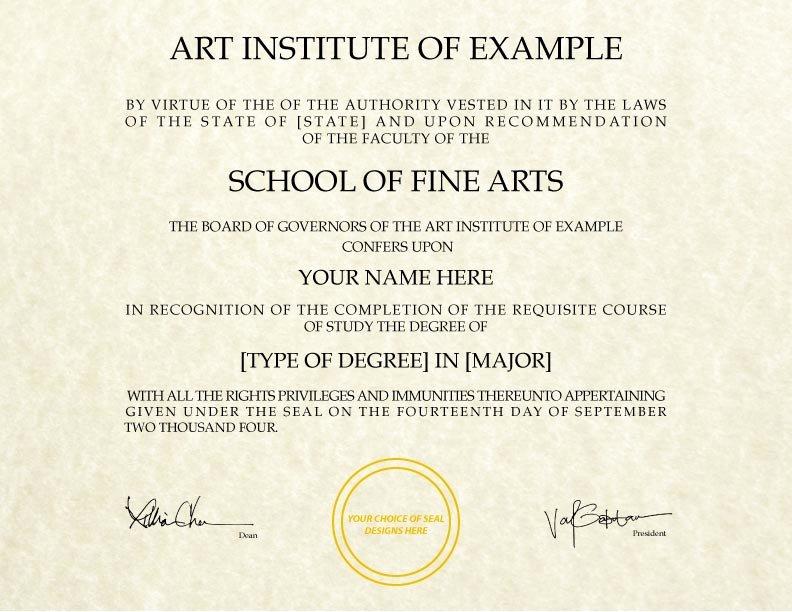 Fake Degree Certificate Template Luxury Fake College Diplomas & Certificates