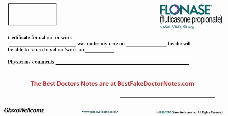 Fake Dr Notes for Work New Using A Fake Doctors Sick Note & Tricks N Tactics
