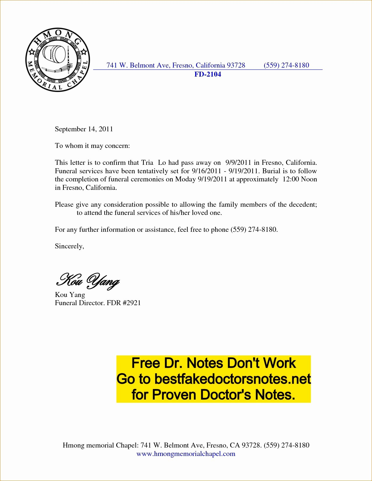 Fake Dr Notes Free New 4 Easy Ways to Use A Printable Fake Doctors Note