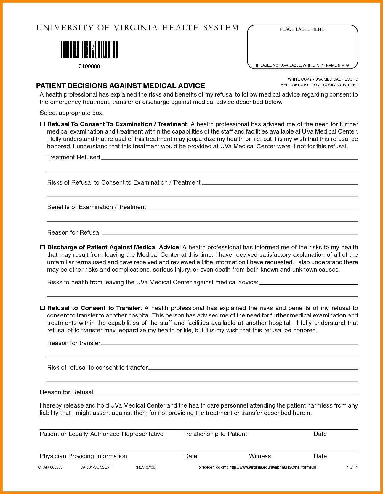 Fake Hospital Discharge forms Lovely Printable Fake Hospital Discharge Papers