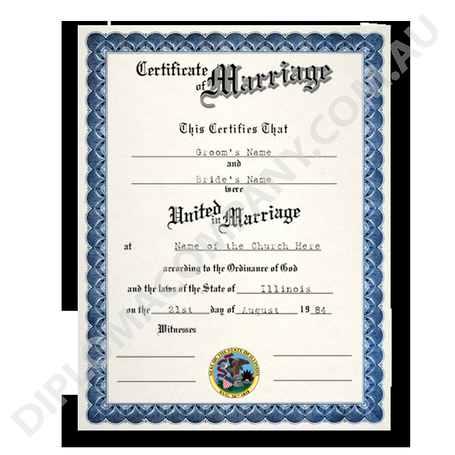 Fake Marriage Certificate Template Unique Fake Marriage Certificate