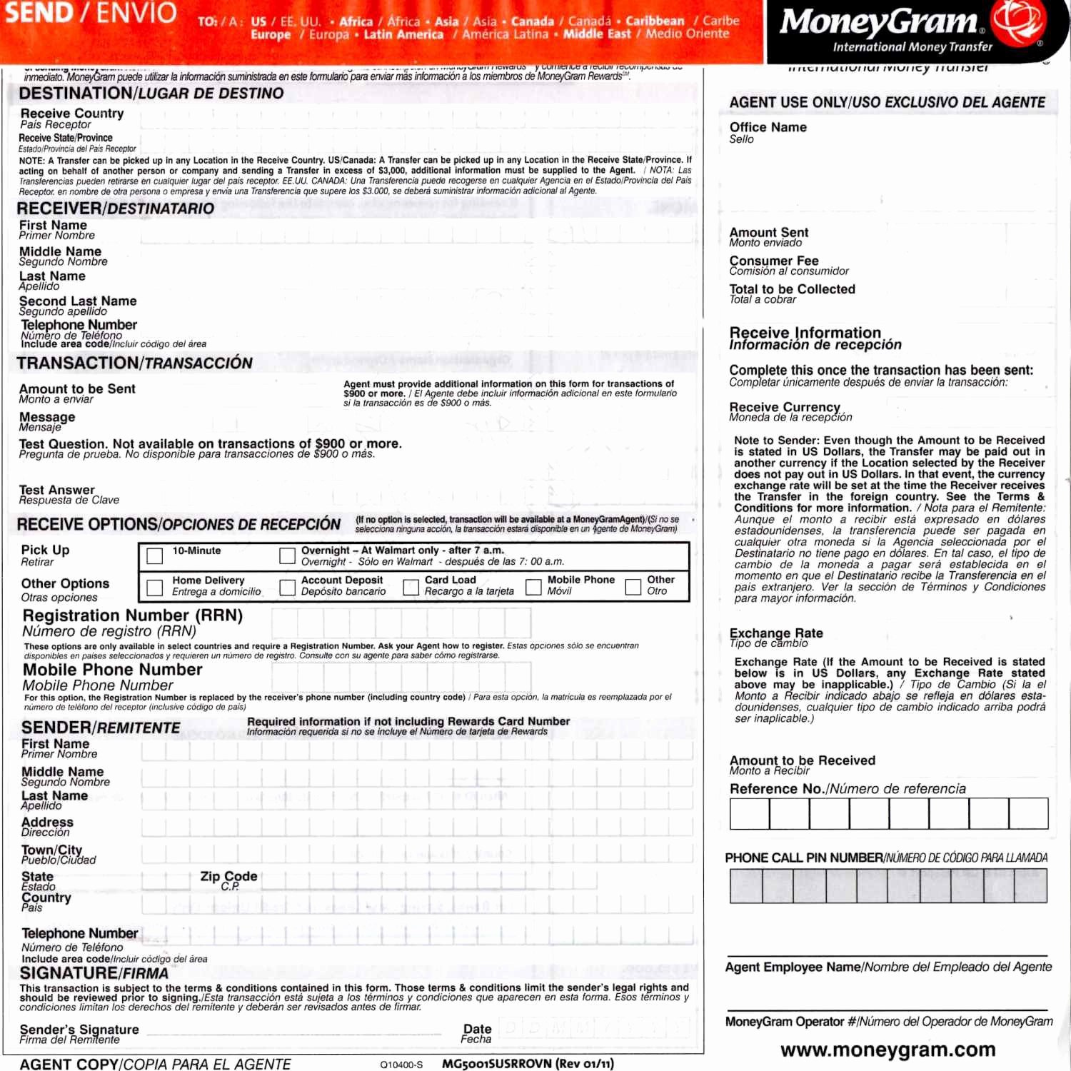 Fake Money order Template Unique How Walmart and Moneygram are Helping Scammers In Cameroon