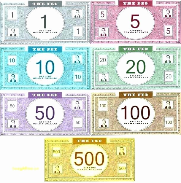 Fake Money Template Word Awesome Best Monopoly Fake Money Template Word