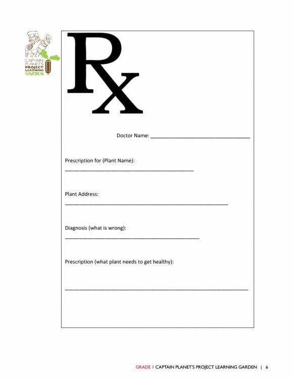 Fake Prescription Pad Template Best Of 32 Real & Fake Prescription Templates Printable Templates