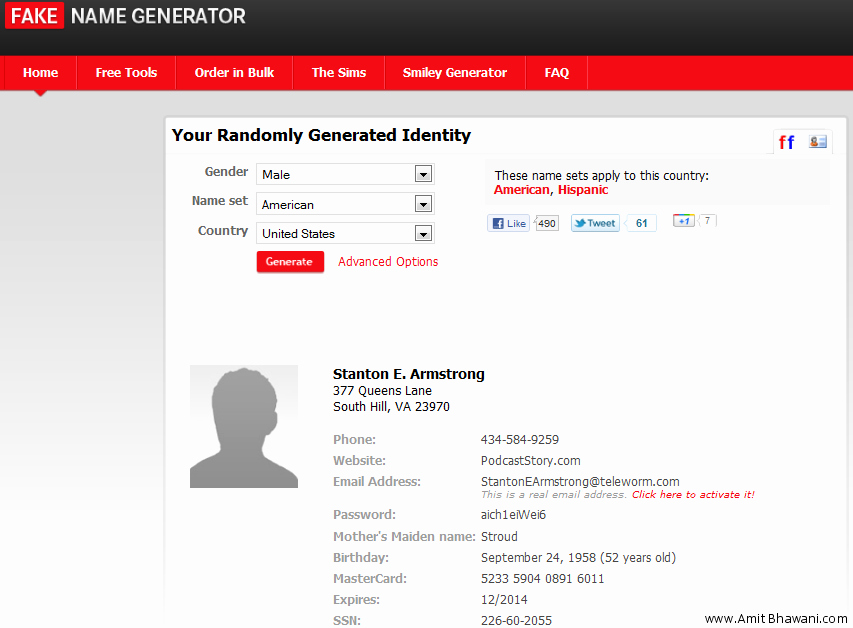 Fake Report Card Generator Elegant Pakistan Credit Card Numbers