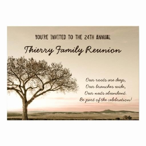 Family Reunion Invitations Letter Elegant 17 Best Images About Family Reunion Invitiations On