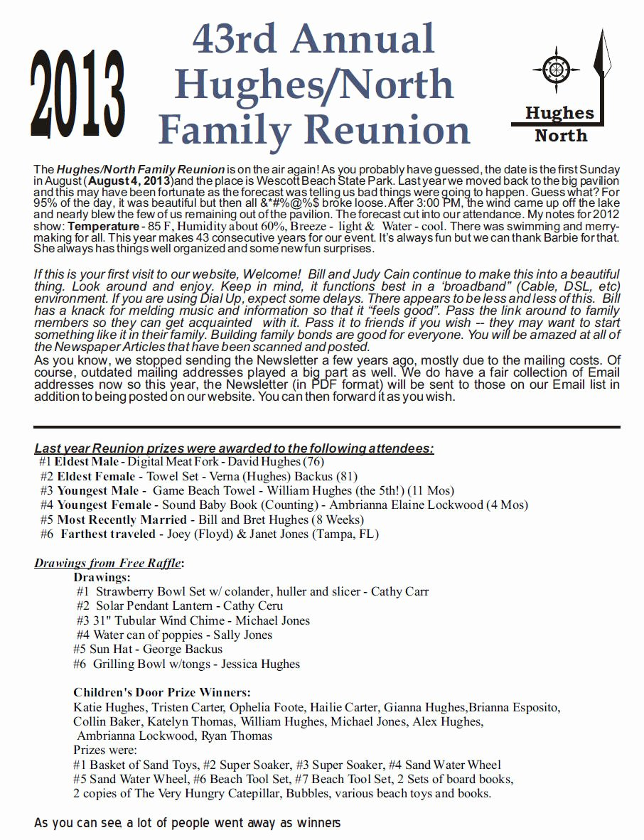 Family Reunion Letters Template Fresh Black Family Reunion Letters Happy Living