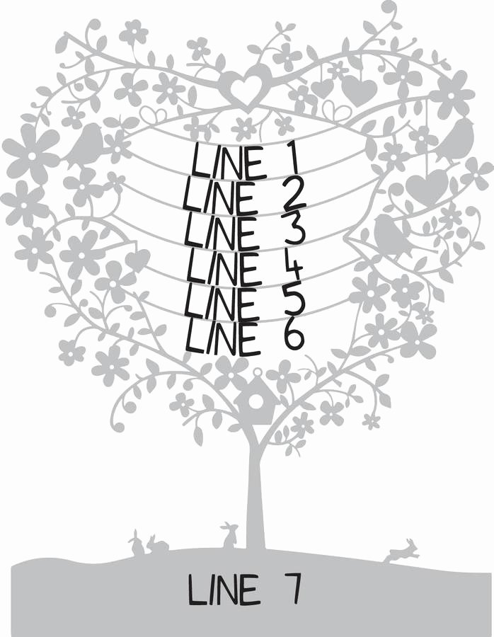 Family Tree Cut Out Inspirational Personalised Family Tree Paper Cut by the Portland Co