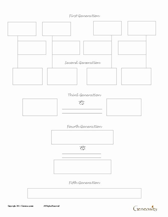 Family Tree forms Printable Beautiful Blank Family Tree form