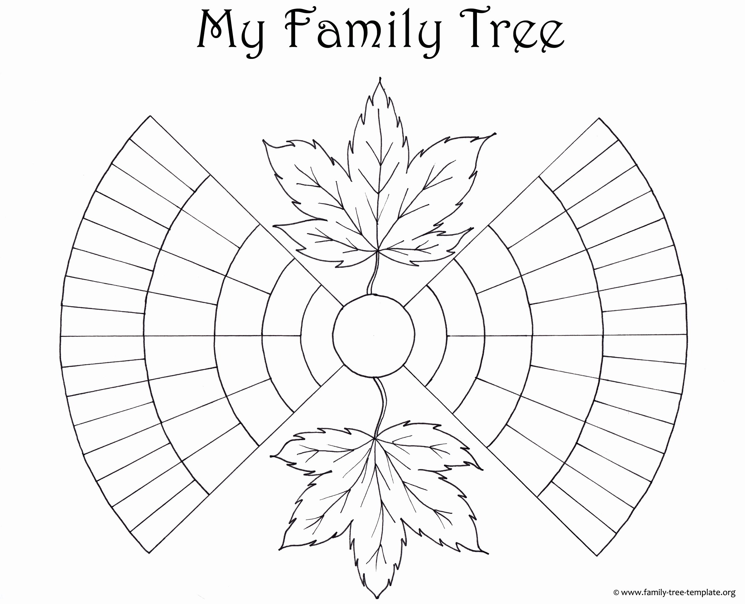Family Tree forms Printable Fresh Family Tree Template Resources