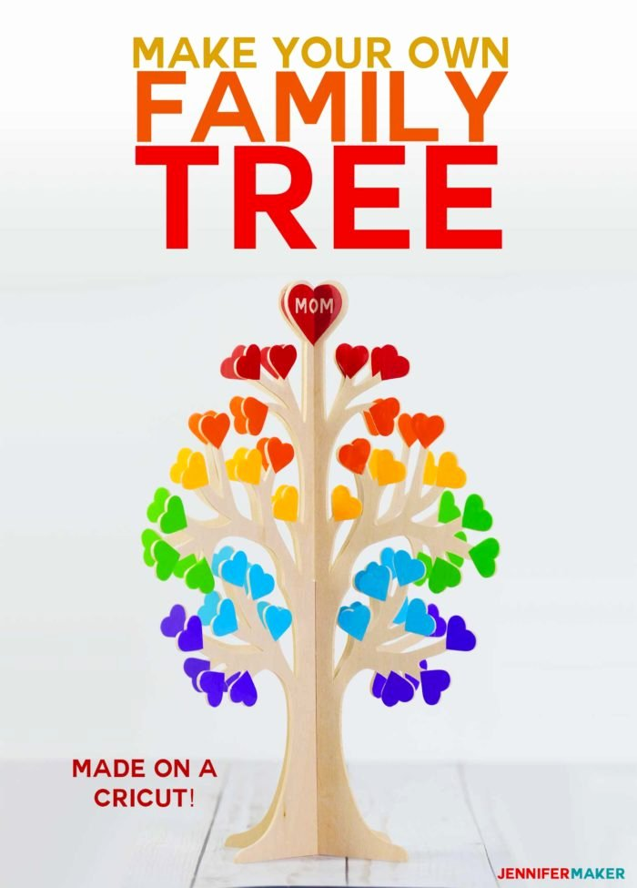 Family Tree How to Make Fresh 3d Family Tree From Wood or Paper Jennifer Maker