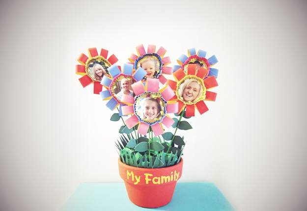 Family Tree How to Make Inspirational How to Make A Flower Pot Family Tree Mouths Of Mums
