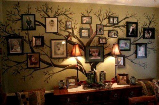 Family Tree How to Make Luxury How to Make Cute Diy Family Tree Wall Decal
