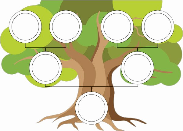 Family Tree Poster Template Inspirational Early Learning Resources Family Tree Template Poster