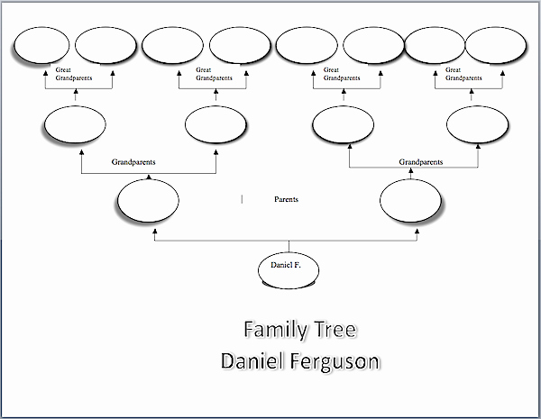 Family Tree Template Microsoft Office Beautiful Family Tree Sjl Teacher Professional Development