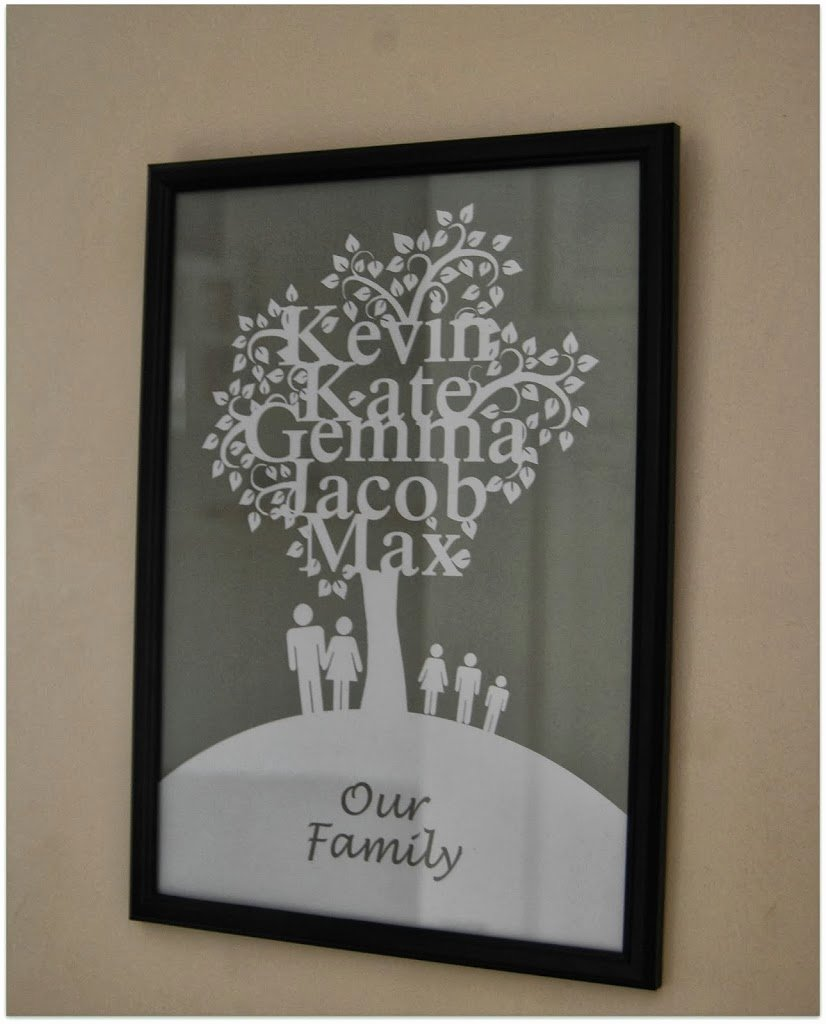 Family Tree Word Art New A Word Of Art Family Tree Review and Giveaway Family Fever