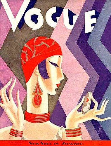 Famous Art Deco Posters Elegant Luscious Loves Art Deco Illustration
