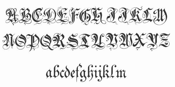 Fancy Cursive Fonts for Tattoos Beautiful 40 Free Cool Cursive Tattoo Fonts Hative