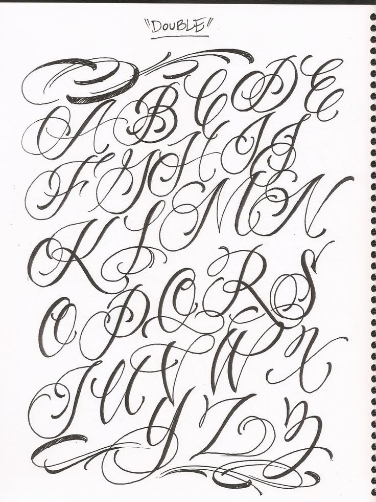 Fancy Cursive Fonts for Tattoos Best Of 17 Best Ideas About Tattoo Fonts Cursive On Pinterest