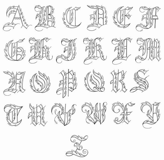 Fancy Cursive Fonts for Tattoos Lovely Fancy Cursive Fonts Alphabet for Tattoos Scaninglisfo