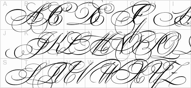 Fancy Cursive Fonts for Tattoos New Fonts Fancy Script Dominic Vasquez Graffiti Alphabet