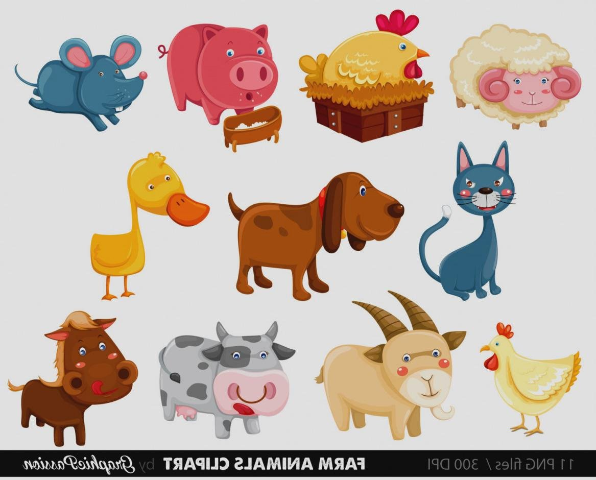 Farm Animal Cut Outs Best Of Hd Farm Animal Cutouts Vector Cdr Free Vector Art