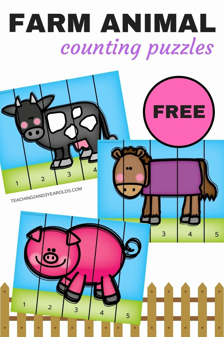 Farm Animal Cut Outs Luxury Setting Up the Farm Animals theme