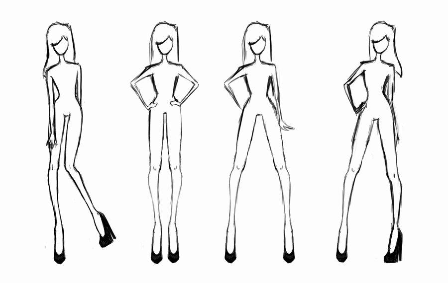 Fashion Design Template Female Best Of Fashion Templates 33 Free Designs Inspiration Jpg