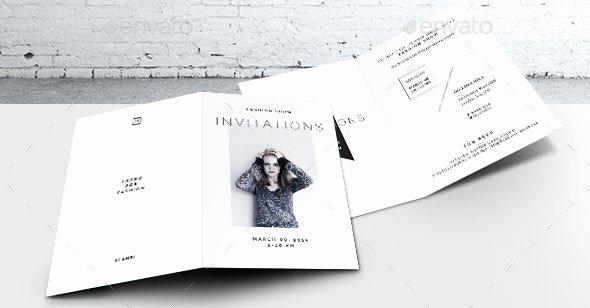 Fashion Show Invitations Templates Awesome 20 Beautiful Indesign Postcard Templates – Desiznworld