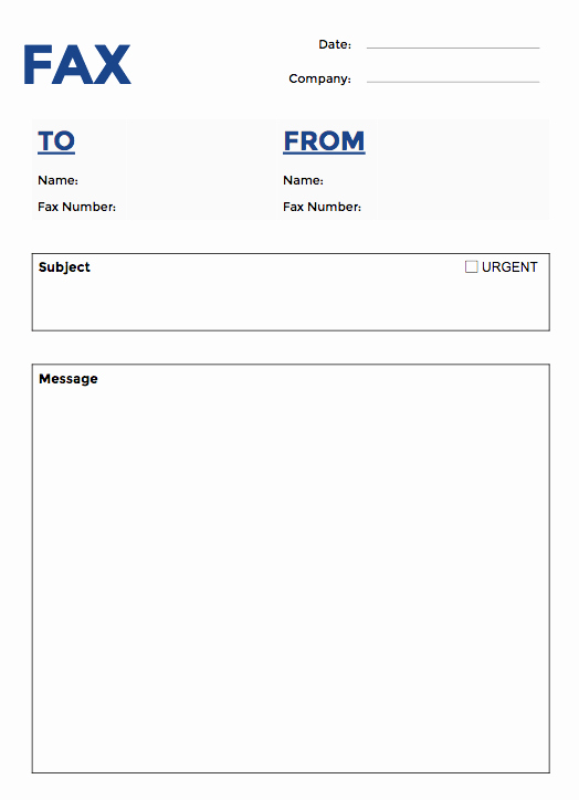 Fax Cover Page Awesome Free Fax Cover Sheet Templates – Pdf Docx and Google Docs