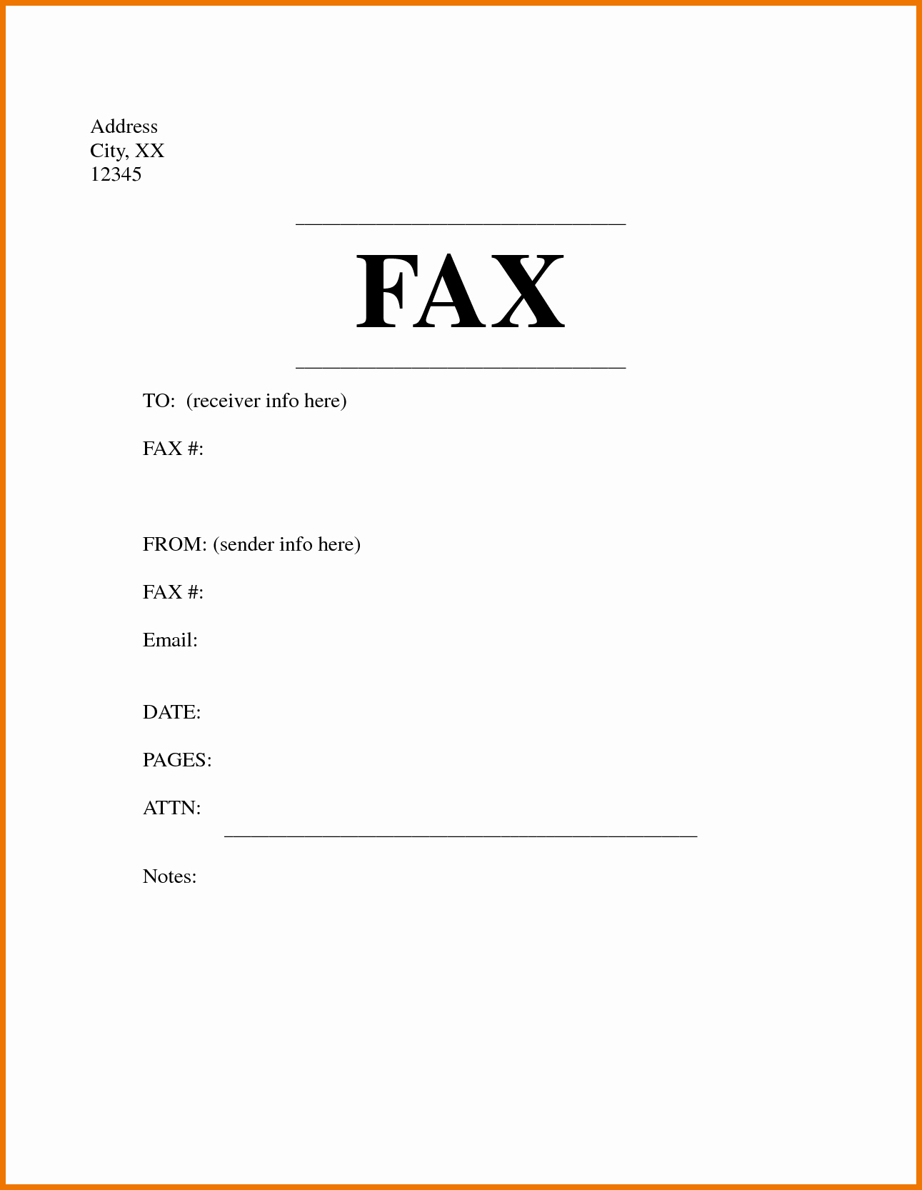 Fax Cover Page Lovely How to Prepare A Fax Cover Sheet