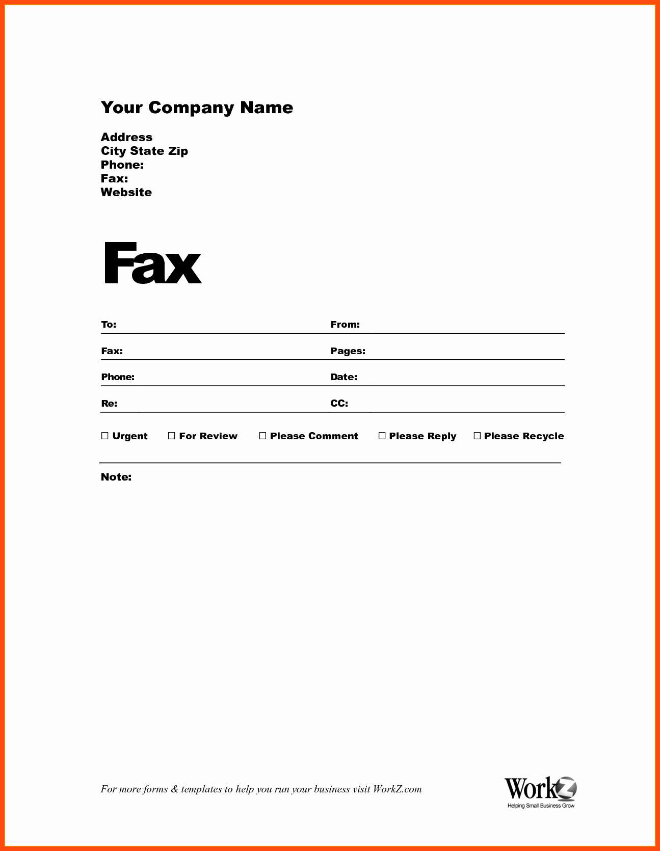 Fax Cover Page New How to Fill Out A Fax Cover Sheet
