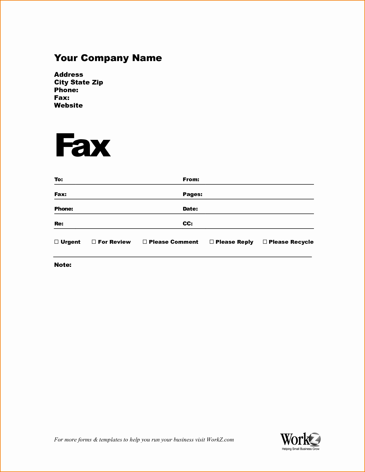 Fax Cover Page Sample Fresh 4 Sample Fax Cover Sheet