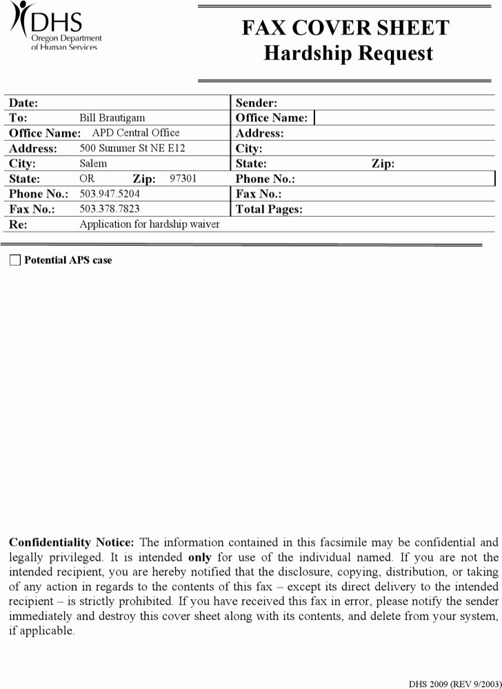 Fax Cover Sheet Disclaimer Fresh 7 Fax Cover Sheets Free Download