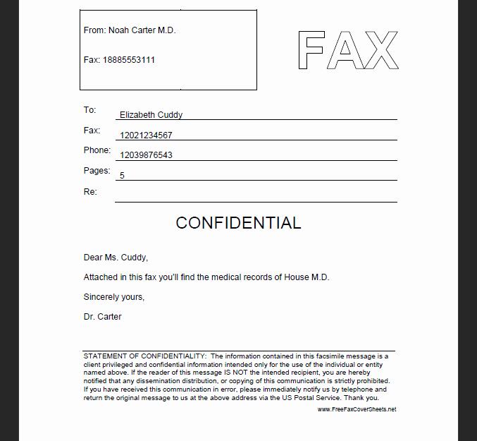 Fax Cover Sheet Disclaimer Unique Disclaimer Notices the Protectors Of Sensitive Fax