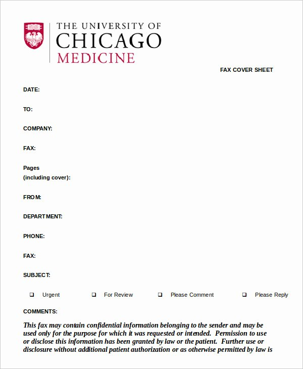 Fax Cover Sheet Word Template Best Of Word Fax Template 12 Free Word Documents Download