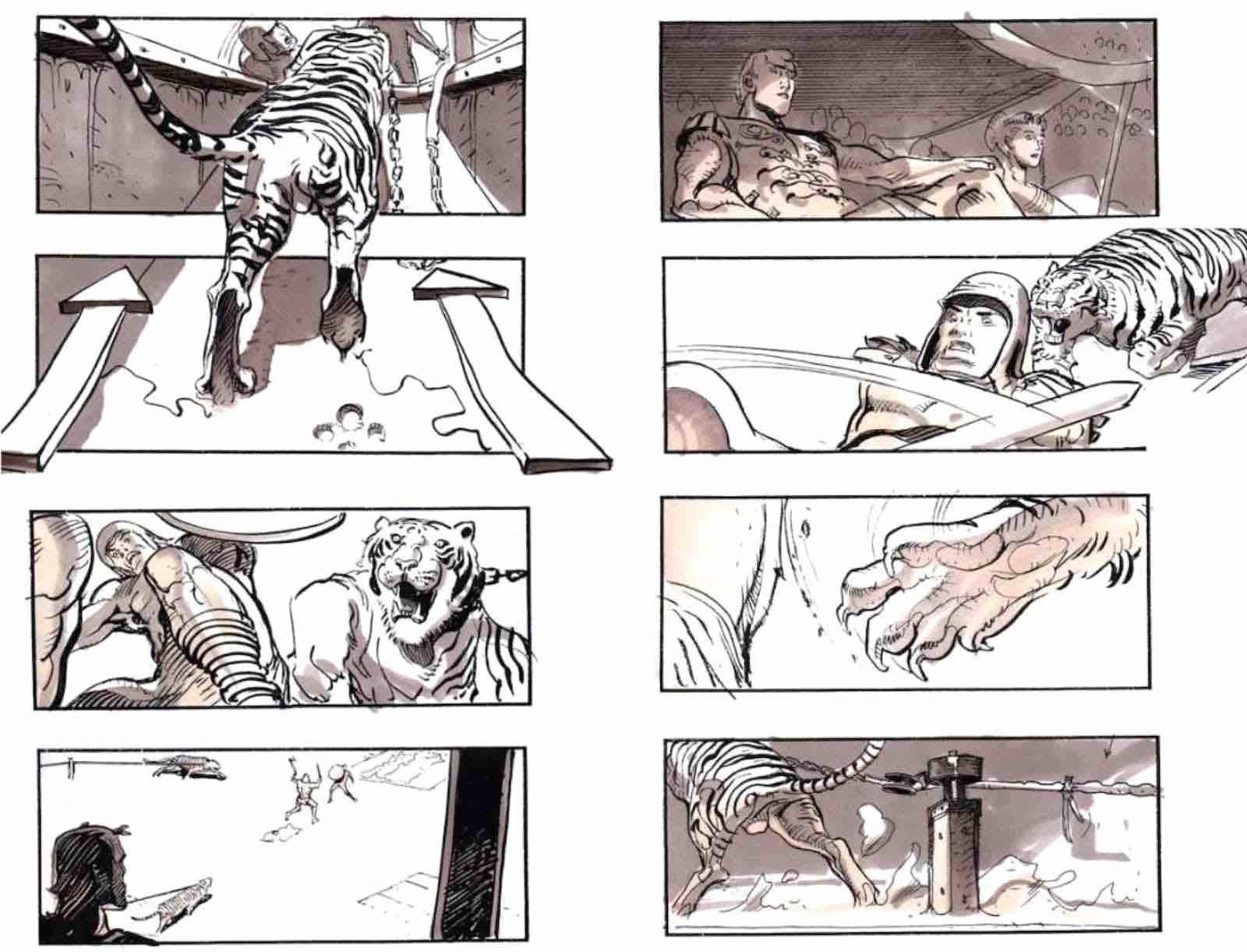 Film Story Board Template Elegant 40 Best Movie Storyboard Examples with Free Storyboard