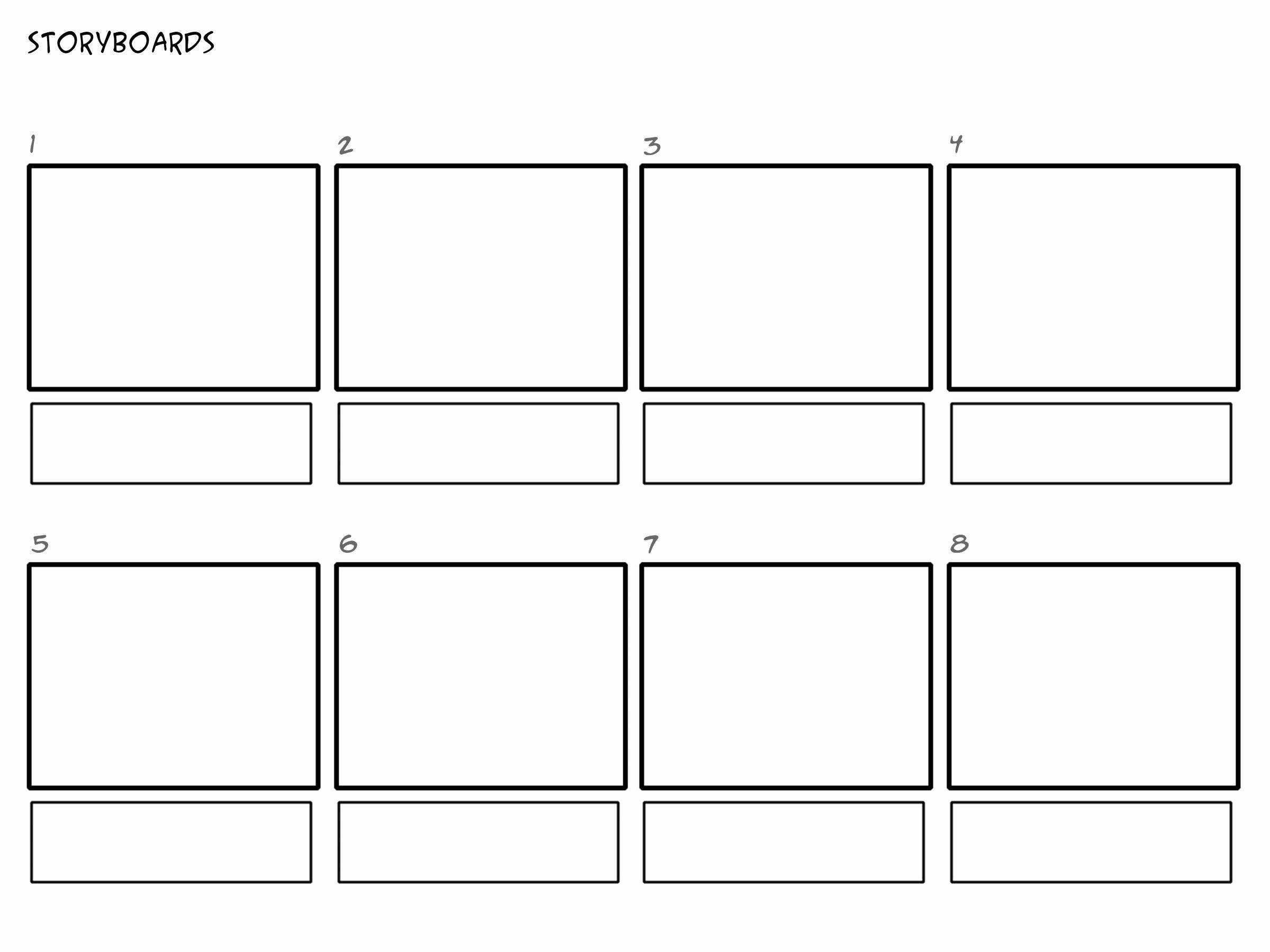 Film Story Board Template Elegant Image Result for Professional Film Storyboard Template