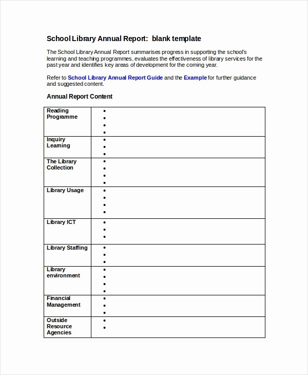 Financial Report Template Word New Word Report Template 8 Free Word Document Downloads