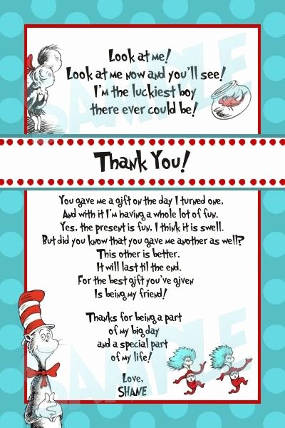 First Birthday Thank You Sayings Awesome 25 Best Ideas About Thank You Card Wording On Pinterest