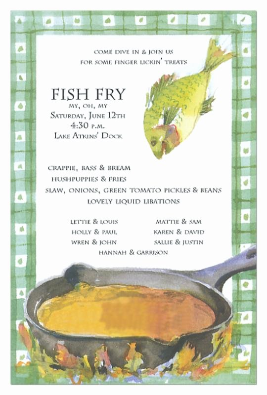Fish Fry Fundraiser Flyer Awesome Fundraiser Flyer Ideas