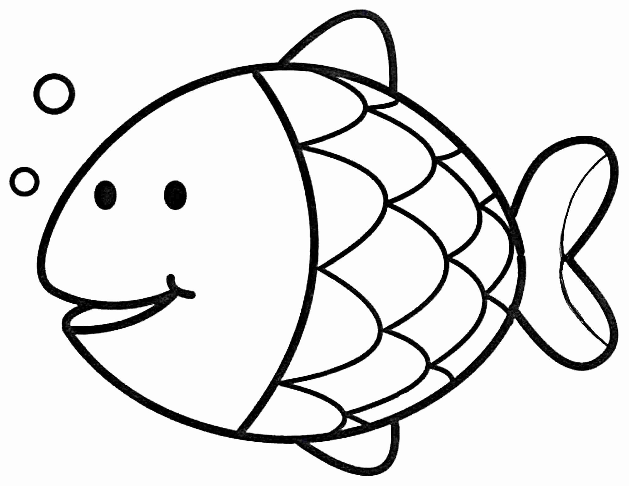 Fish Pictures to Print Beautiful Kids Printable Fish Coloring Pages 2000×1546