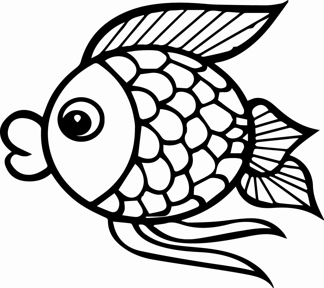 Fish Pictures to Print New Cartoon Fish Coloring Pages