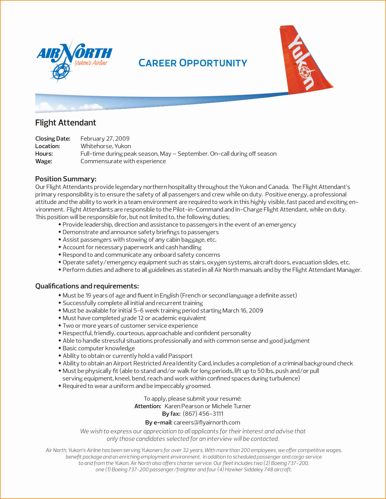 Flight attendant Cover Letter Example Unique Cover Letter for Flight attendant Position with No