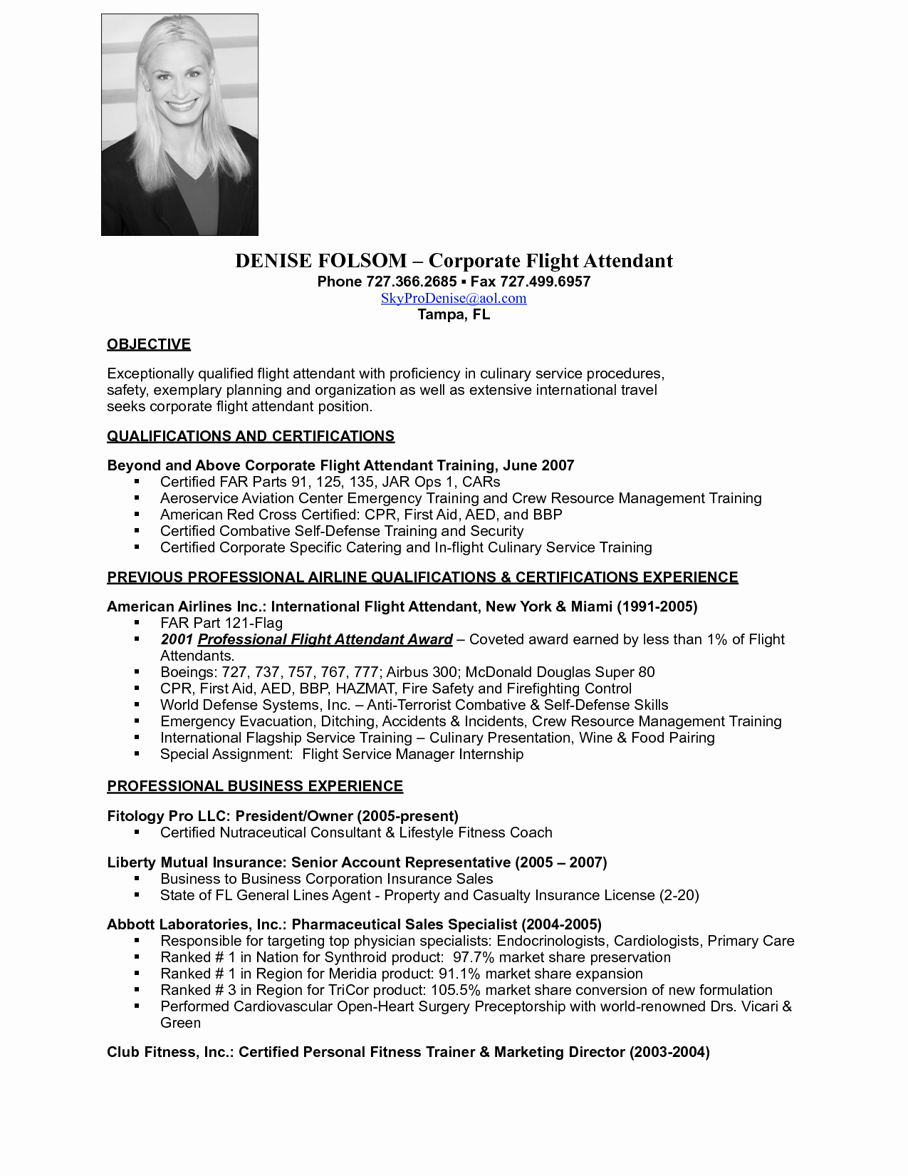 Flight attendant Resume Cover Letter Awesome 2016 2017 Resume Flight attendant Writing Tips