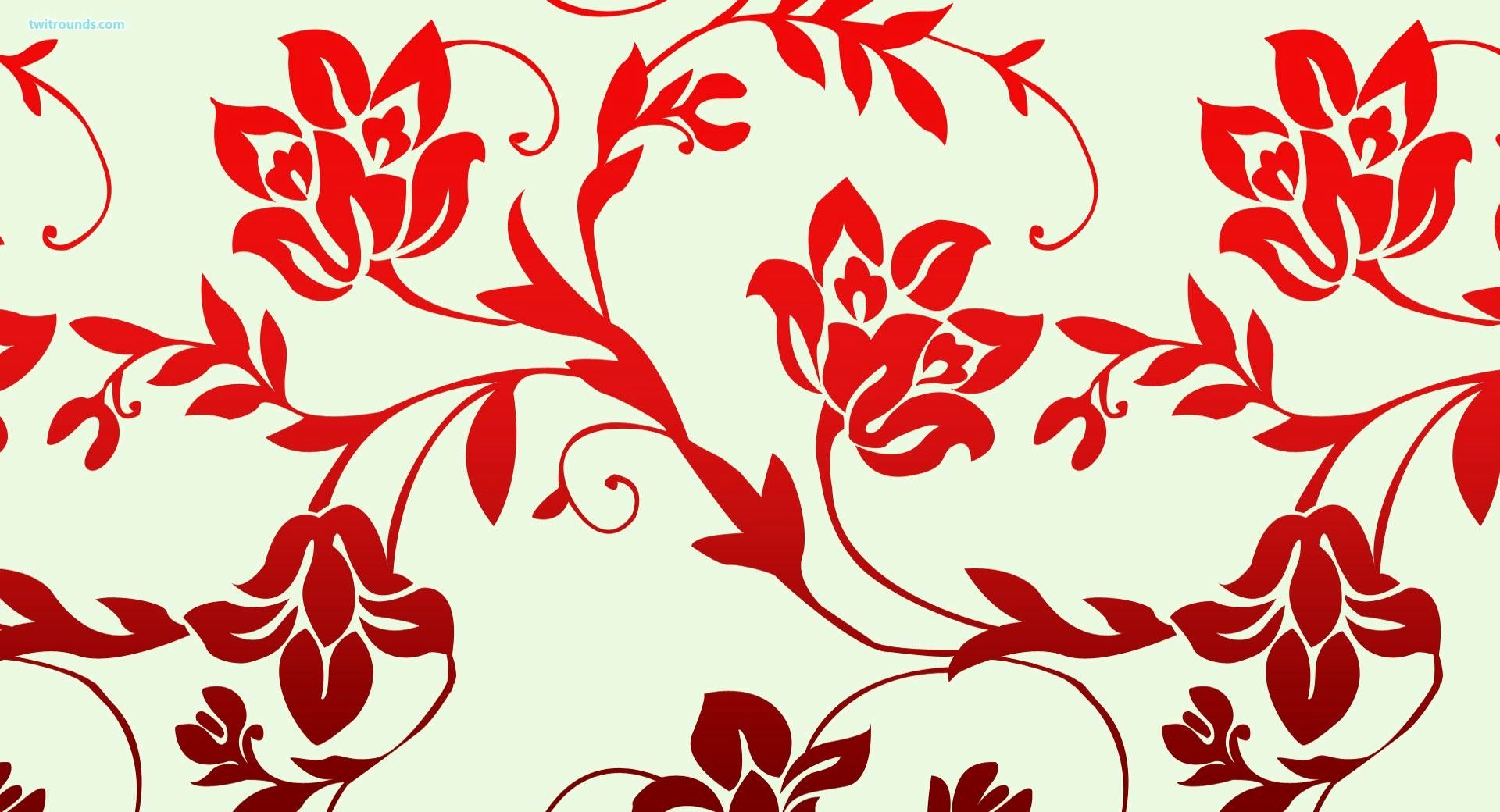 Flower Background Design Images Awesome 15 Red Floral Wallpapers Floral Patterns