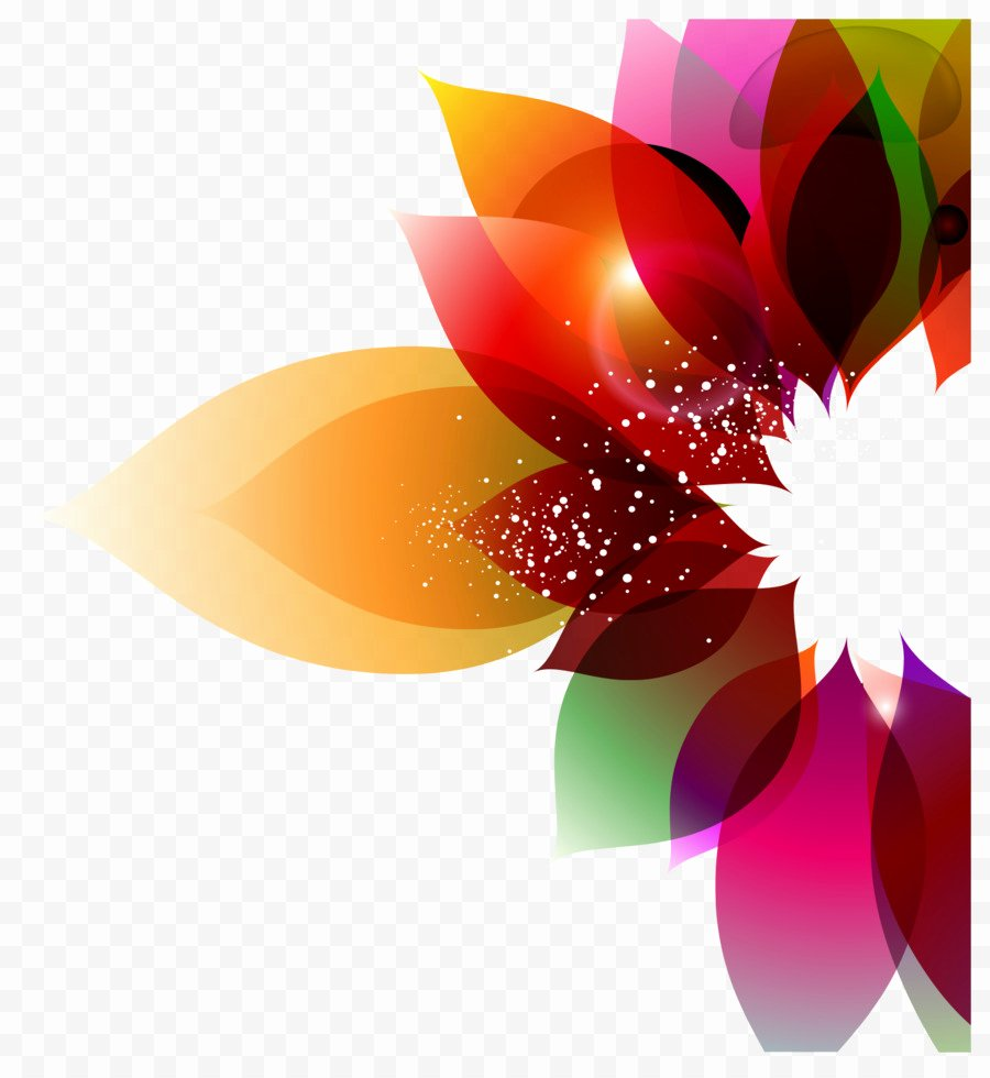 Flower Background Design Images Beautiful Color Flower Abstract Art Floral Design Colorful