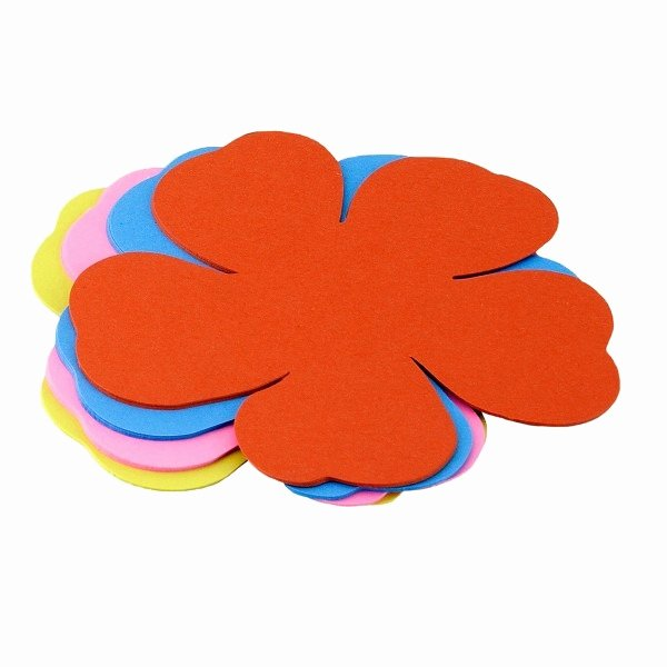 Flower Shapes to Cut Out Beautiful Bright Shapes Cut Out Shapes Shape Cut Outs