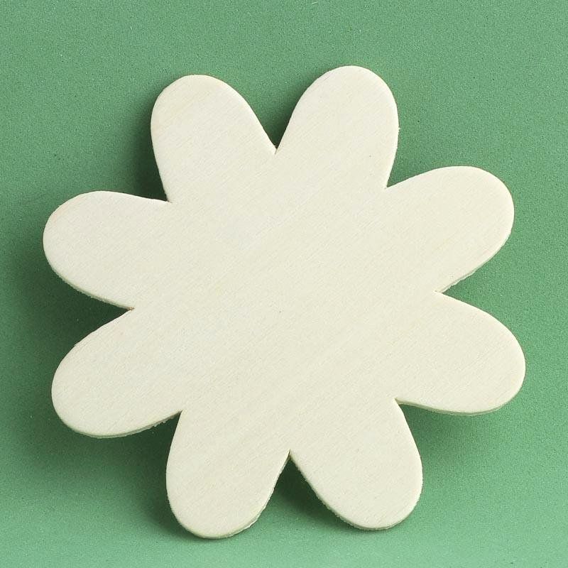 Flower Shapes to Cut Out Fresh Unfinished Wooden Flower Cutout Wood Cutouts
